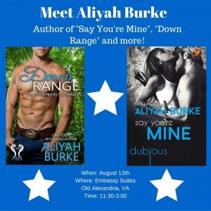 Meet Aliyah Burke [674538]